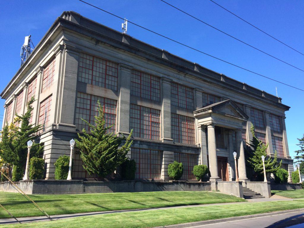 Cushman Substation Petition