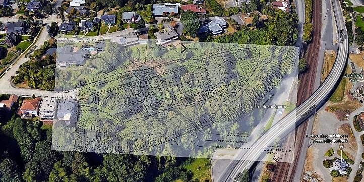 slope site plan